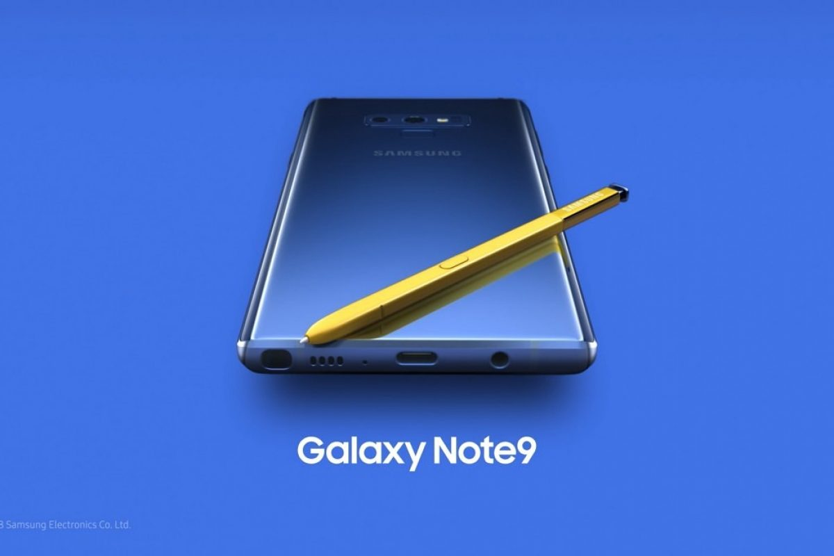 "Samsung Galaxy Note 9: Ανακοινώθηκε επίσημα ο ""Βασιλιάς"""