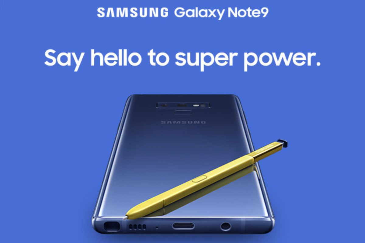 Samsung Galaxy Note 9 live event: Που να το παρακολουθήσετε, τι ώρα και τι γνωρίζουμε μέχρι στιγμής