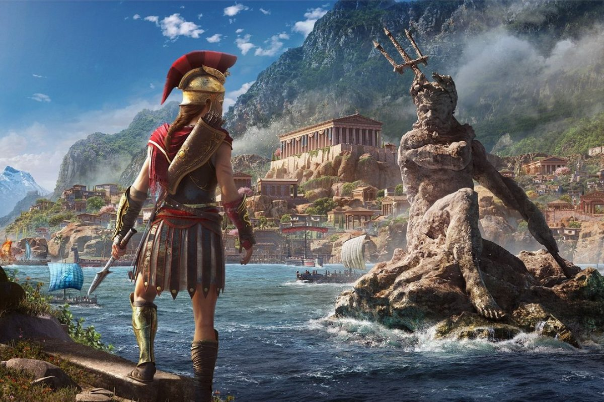 Τα επεισοδιακά DLC του Assassin's Creed Odyssey και το Assassin's Creed III Remastered του Season Pass