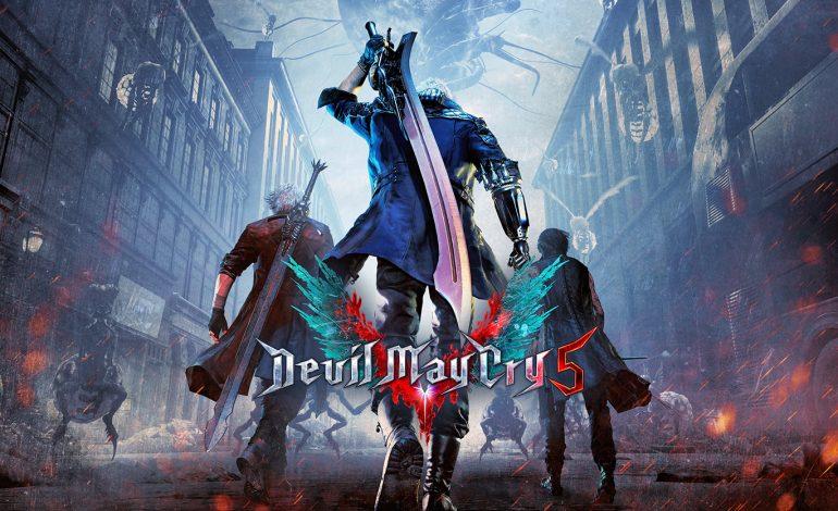 Το gameplay του Devil May Cry 5 ντεμπουτάρει στη φετινή Gamescom