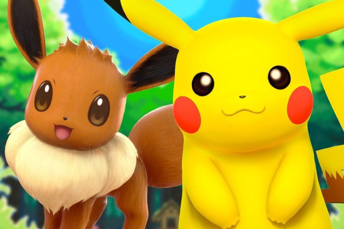 Οι μάχες στα νέα Pokemon Let's Go Pikachu/Eevee (Videos)