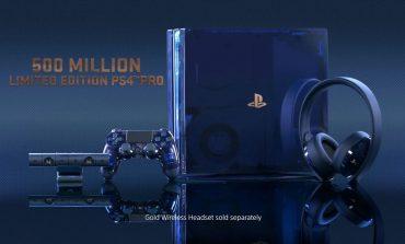 Επίσημο unboxing για το PS4 Pro των 500 εκατ. PlayStation (Video)