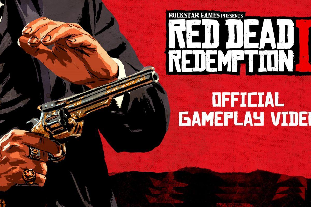 Red Dead Redemption 2: Απολαύστε το πρώτο Gameplay Video!