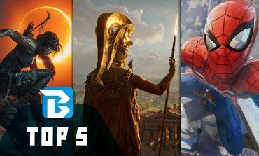 Top 5 Games που θα λιώσουμε το Φθινόπωρο