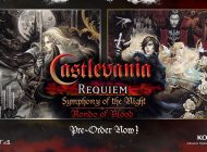 Tα Castlevania Requiem: Symphony of the Night και Rondo of Blood έρχονται αποκλειστικά στο PS4