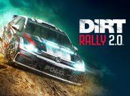Ανακοινώθηκε το Dirt Rally 2.0