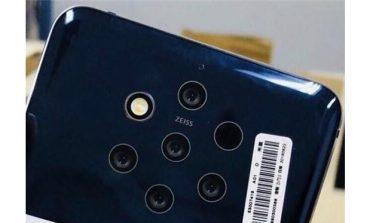 Nokia 9: Διέρρευσε φωογραφία του με 5 (!) κάμερες στην πλάτη