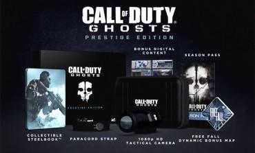Hardened και Prestige εκδόσεις για το CoD: Ghosts