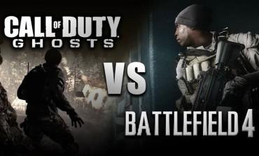 Σύγκριση Call of Duty: Ghosts με Battlefield 4
