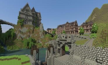 Το update του Minecraft: Xbox 360 edition