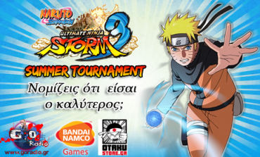 Naruto Shippuden:Ultimate Ninja Storm 3 Τελικός!
