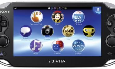 Η Sony σκοπεύει να ανακοινώσει νέο μοντέλο PS Vita;