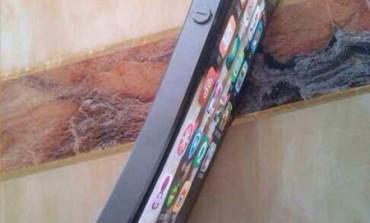 Λυγίζει το iPhone 5s;