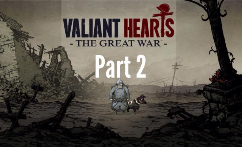 Let's Play Valiant Hearts Part 2