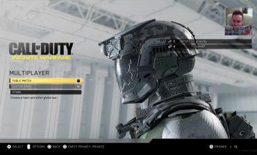 Παίζοντας Call of Duty: Infinite Warfare BETA και με τα νεύρα μας