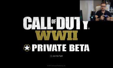 Πάμε πόλεμο στο Call of Duty WWII (Private Beta) | Gameplay