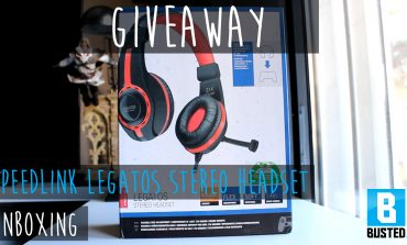 Giveaway Legatos Gaming Stereo Headset για PS4 και Xbox One
