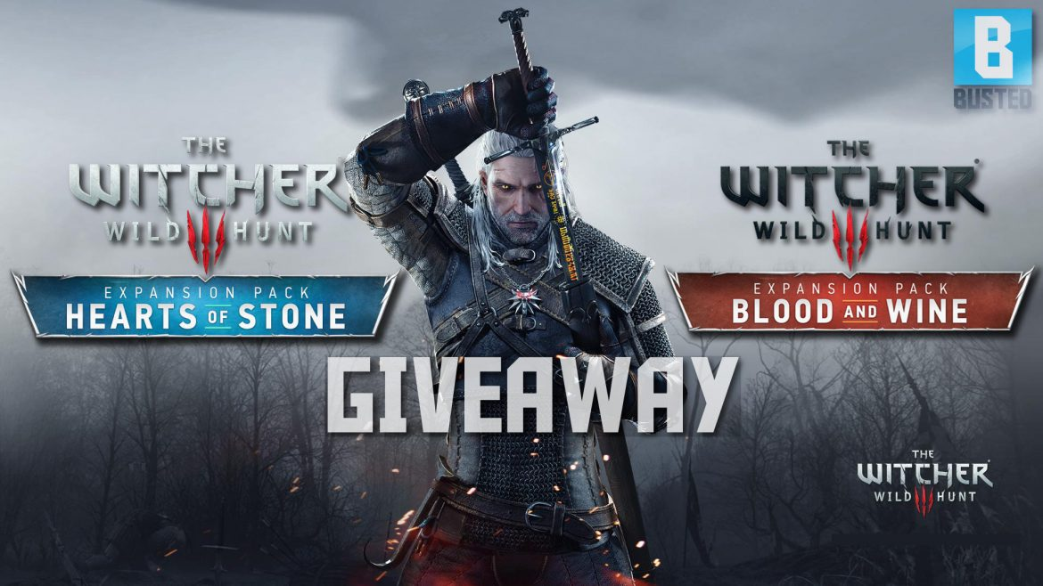 Giveaway The Withcer 3: Wild Hunt Expansion Packs για το PS4