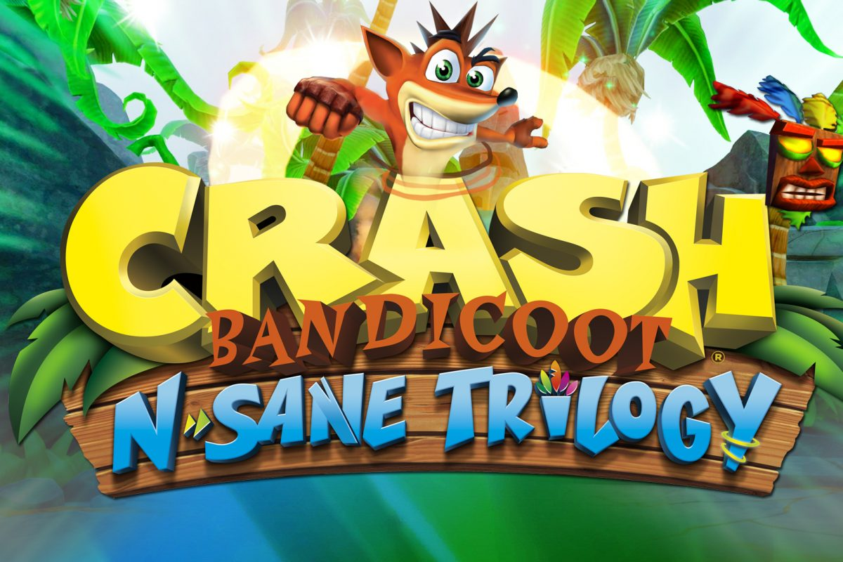 Σε Nintendo Switch και PC το Crash Bandicoot N. Sane Trilogy;