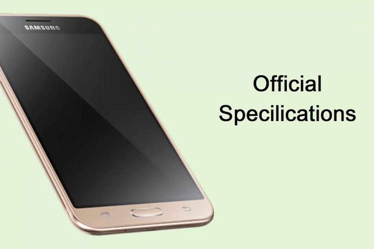 Ανακοινώθηκε το entry level Samsung Galaxy J3 (2017)