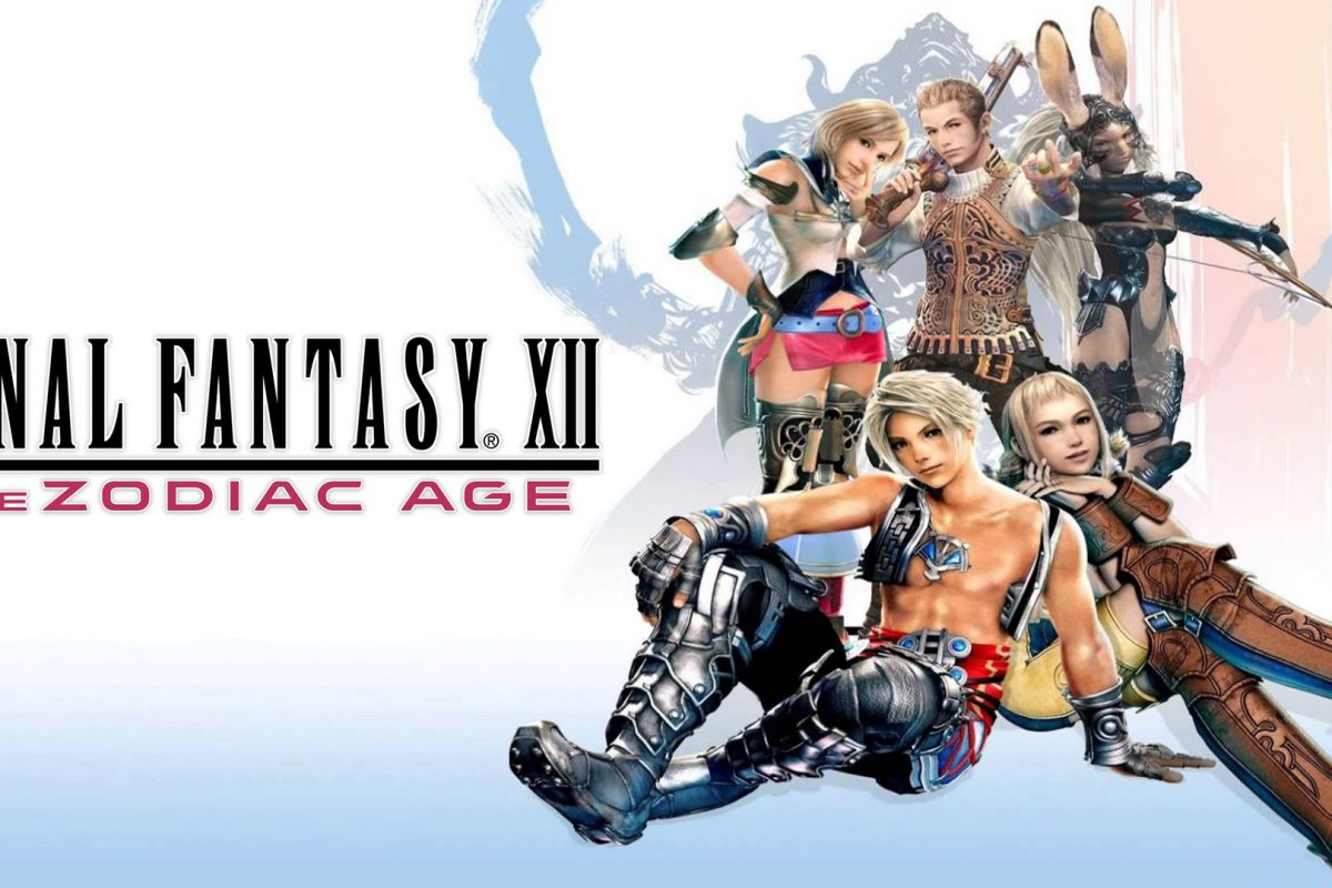 To Final Fantasy XII The Zodiac Age έρχεται σε Xbox One και Nintendo Switch
