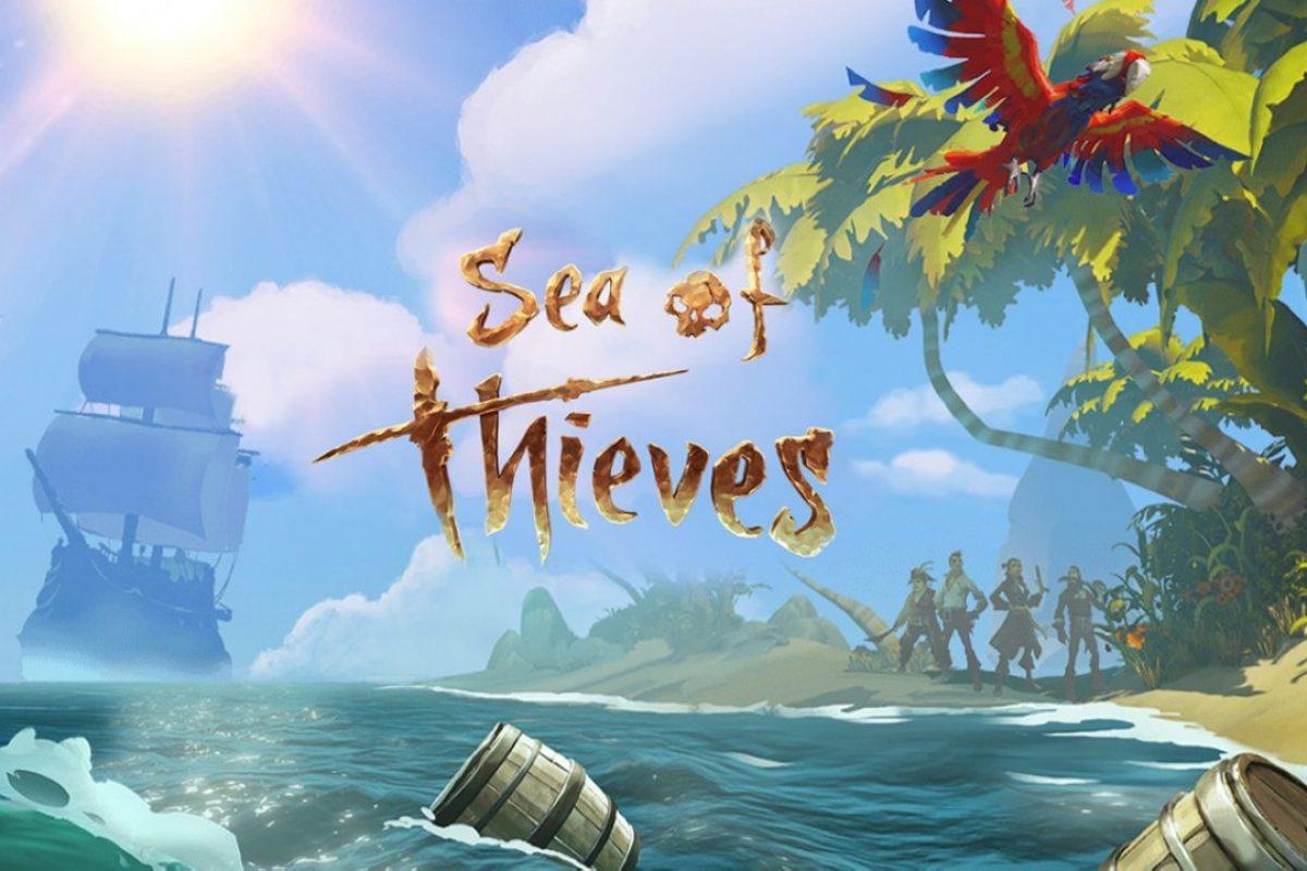 Το Sea of Thieves έρχεται την άνοιξη του 2018