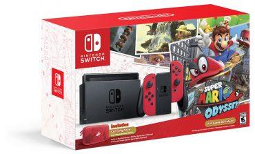 Έρχεται Bundle του Switch με το Super Mario Odyssey και όχι μόνο