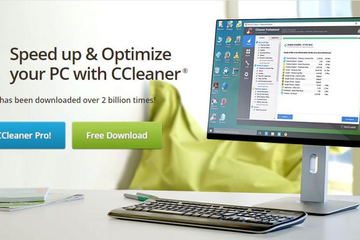 Δεύτερο κακόβουλο λογισμικό μέσα στο CCleaner