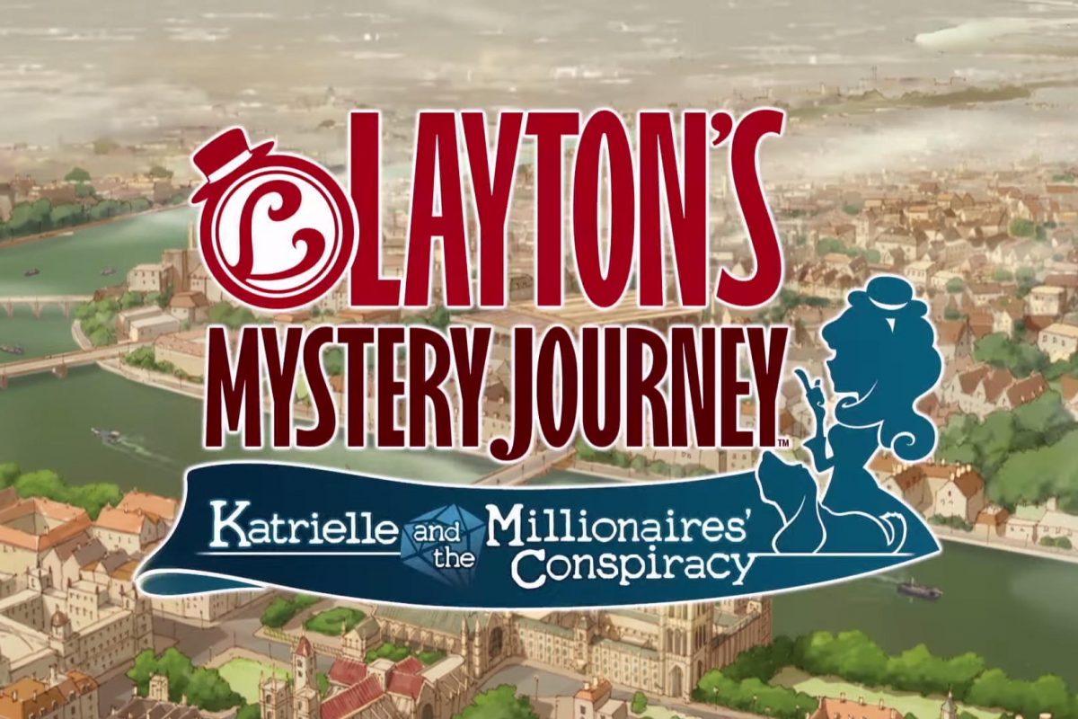 Καινούριο παιχνίδι Layton για το 3DS