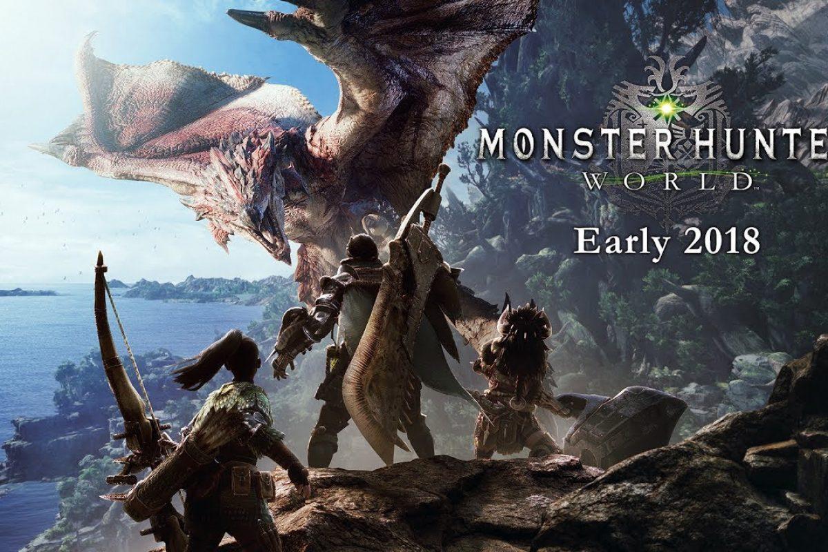 Δείτε το Monster Hunter World στο PSVita μέσω Remote Play