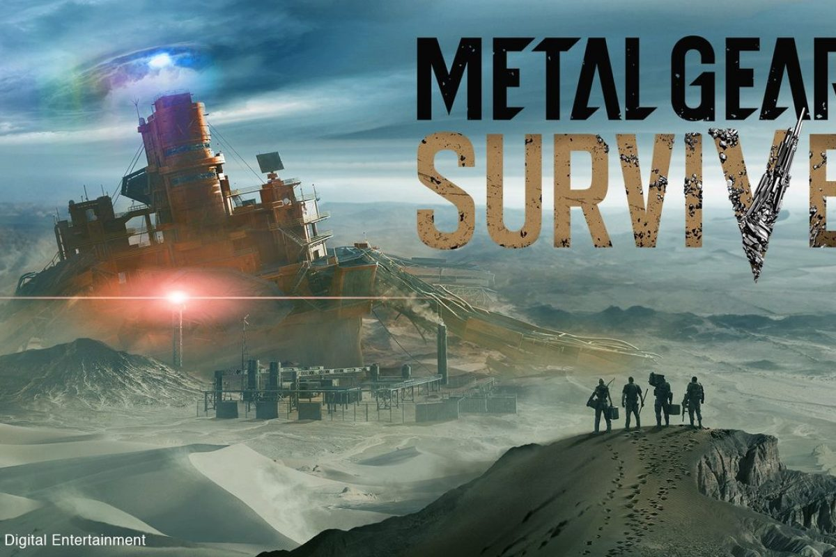 Beta και campaign υλικό από το Metal Gear Survive