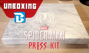 Το υπέρ-σπάνιο Press Kit του Spider-Man