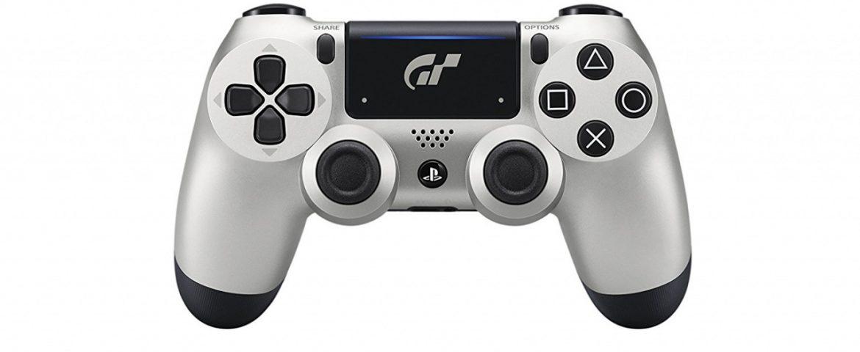 Έρχεται DualShock 4 αφιερωμένο στο Gran Turismo Sport