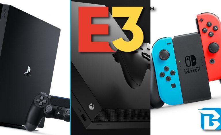 Ποιος θα κλέψει την παράσταση στην E3 2018; (PlayStation, Xbox, Nintendo) | Vlog