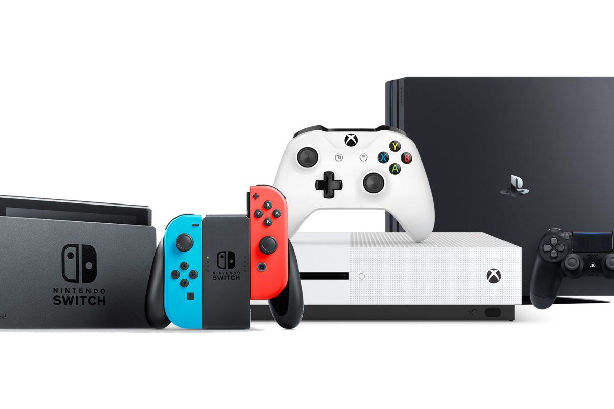 Τον Δεκέμβριο το Xbox One ξεπέρασε το PS4 σε πωλήσεις στις ΗΠΑ αλλά μεγάλος νικητής αναδείχθηκε το Nintendo Switch