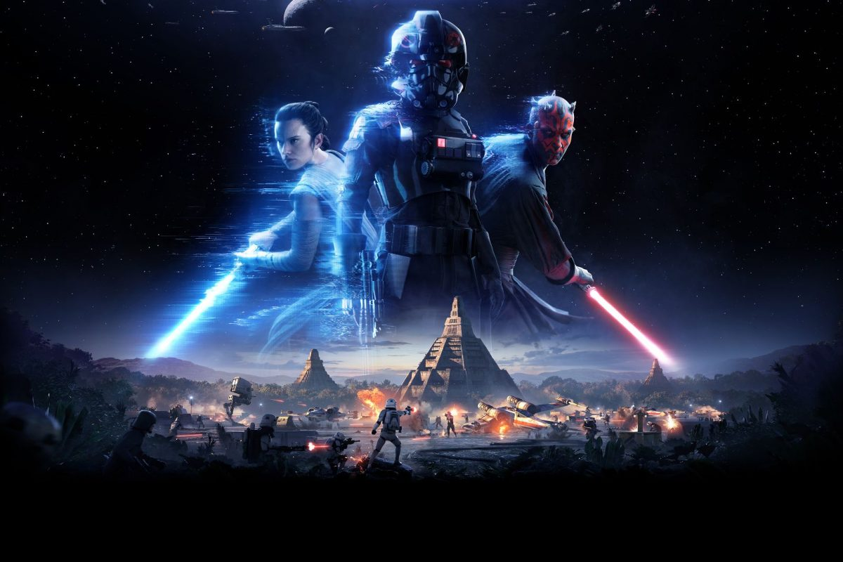 Cheat για farm με δύο απλά λαστιχάκια στο Star Wars: Battlefront 2