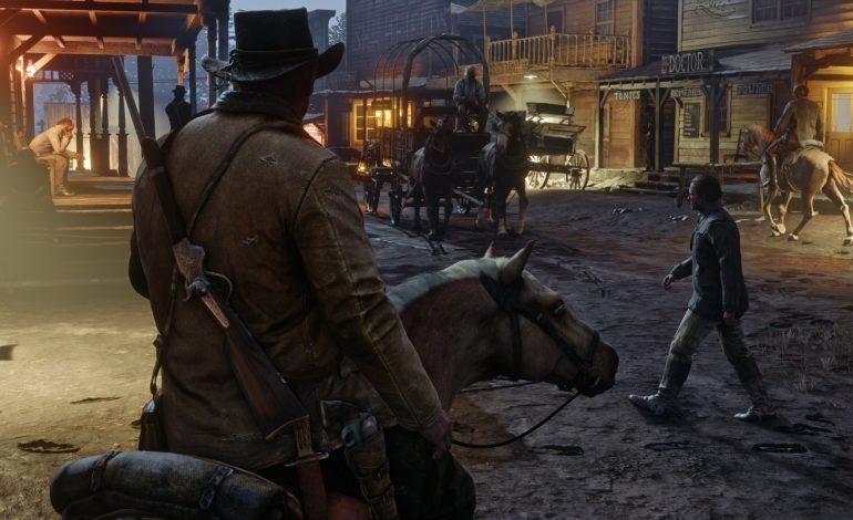Μάθαμε το μέγεθος του Red Dead Redemption 2
