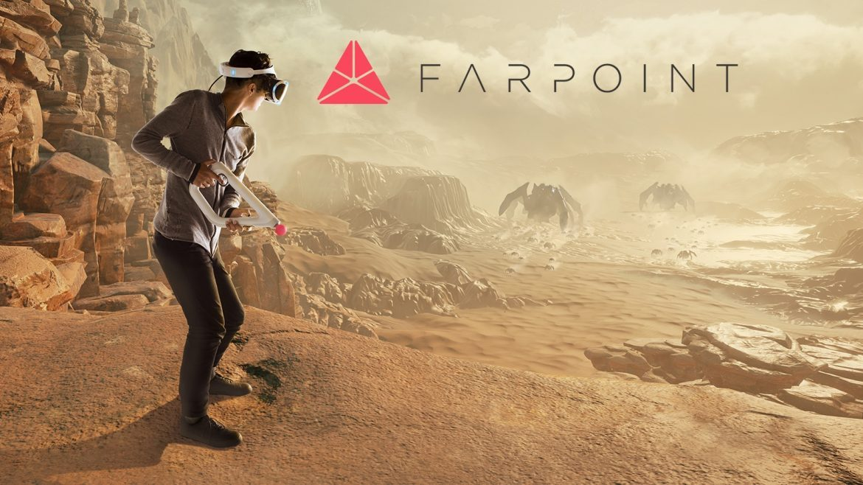 Κυκλοφόρησε νέο πλούσιο δωρεάν Update για το Farpoint (PSVR)