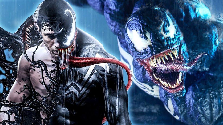 Μία πρώτη ματιά στο Logo της ταινίας Venom