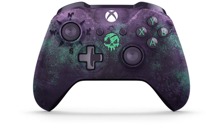 Το πανέμορφο χειριστήριο του Xbox One για το Sea of Thieves (Photos)