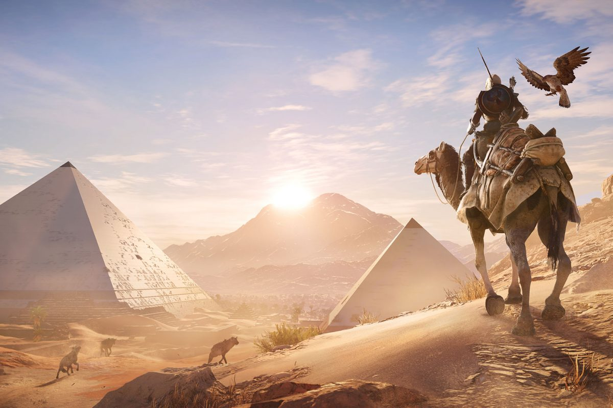 Assassin's Creed Origins: Ανακοινώθηκαν ημερομηνίες κυκλοφορίες και το περιεχόμενο των DLC