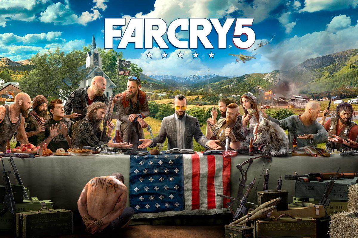 d6b5048abb3 Το Far Cry 5 σε έκπτωση στην ελληνική αγορά μέχρι τις 21 Ιουλίου ...