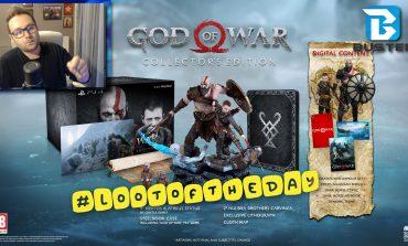 Από πού να προ-παραγγείλετε το God of War!
