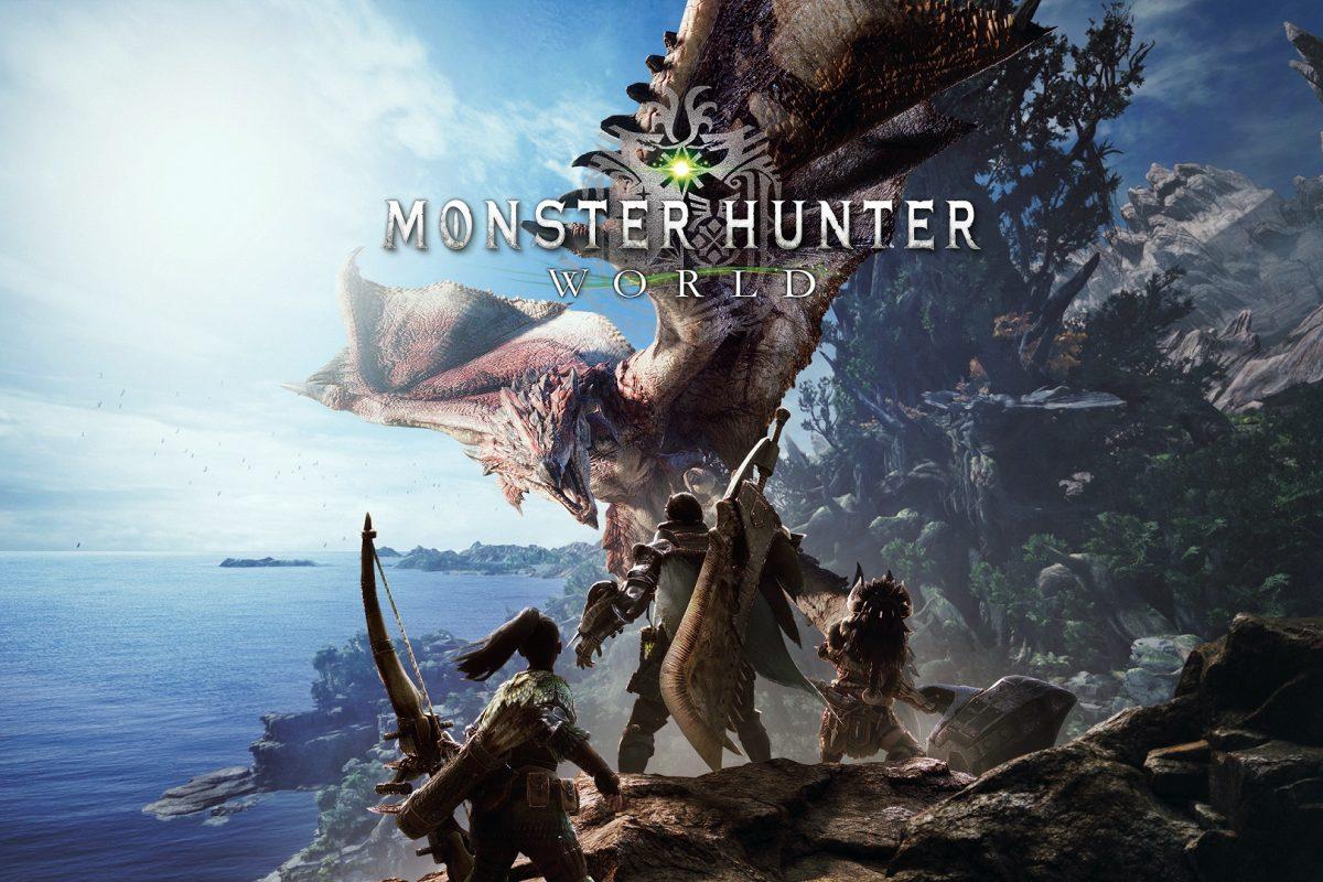 Το Φθινόπωρο σε PC το Monster Hunter: World