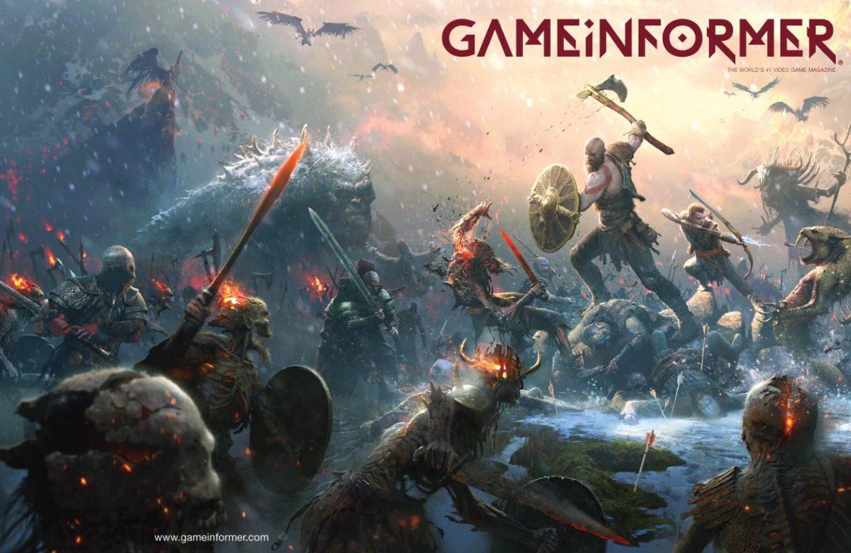 Πολλές νέες πληροφορίες για το God of War σε συνδυασμό με νέα υπέροχα screenshots