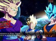 Ξύλο και Kamehameha! στο Dragon Ball FighterZ