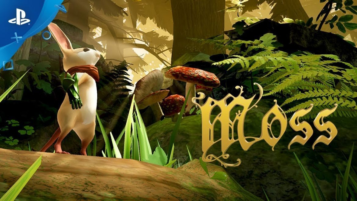 Moss (for PlayStation VR)