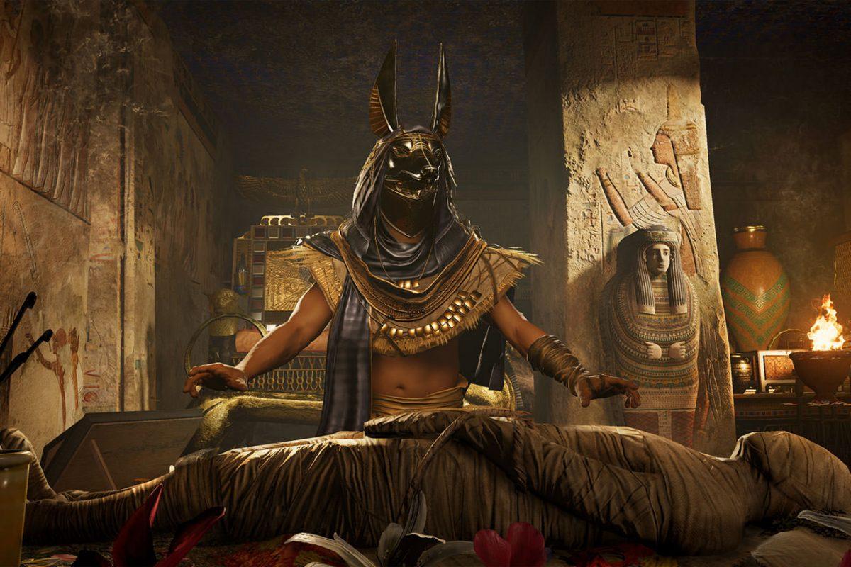 Assassin's Creed Origins Curse of the Pharaohs – Νέο trailer για το επερχόμενο DLC