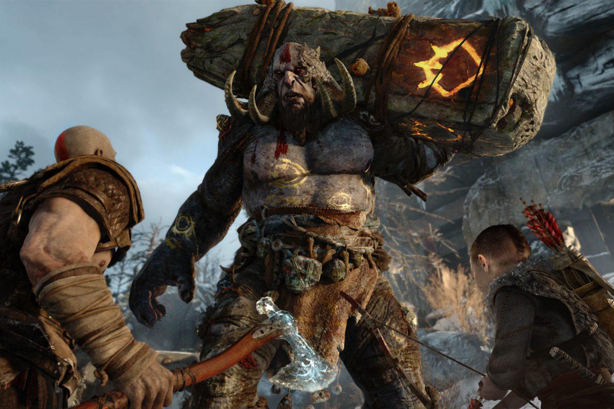 O Cory Balrog συγκρίνει το σύστημα μάχης του νέου God of War με αυτό του Dark Souls (Video)