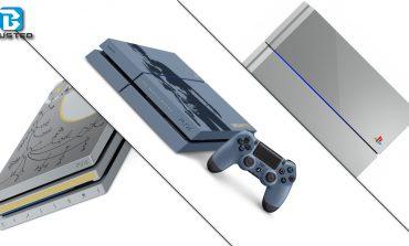 Όλες οι Limited Εκδόσεις του PS4 έως σήμερα!